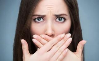 Как справиться с сухостью во рту при гастрите желудка