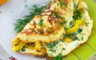 Омлет при гастрите – блюдо острой необходимости