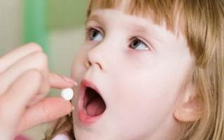 Лекарства от дисбактериоза для детей: пробиотики и другие препараты