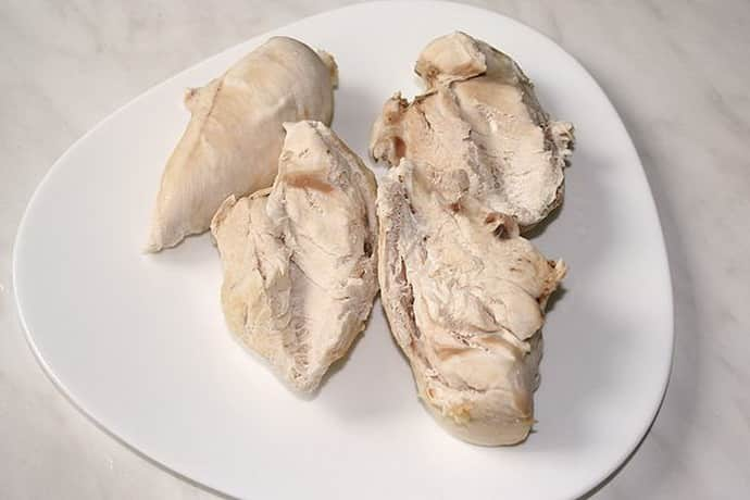 Белое мясо при гастрите