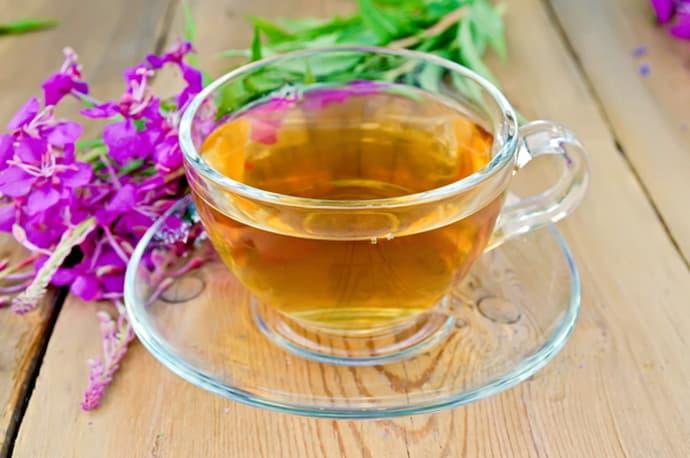 Как приготовить чай из травы иван чай