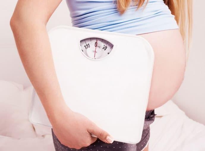Контроль веса от изжоги при беременности