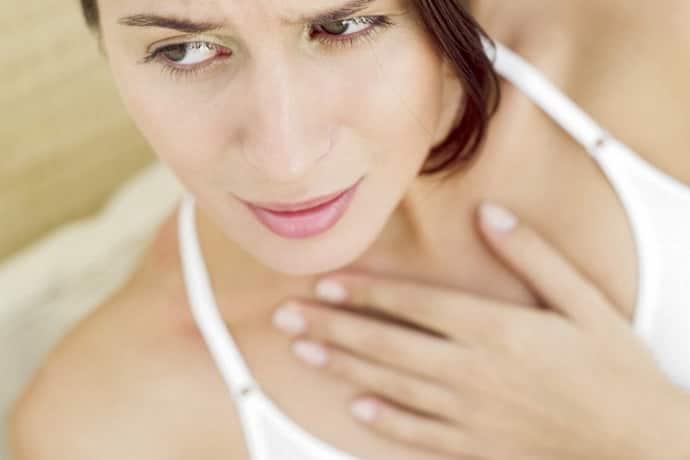 Симптомы изжоги при беременности