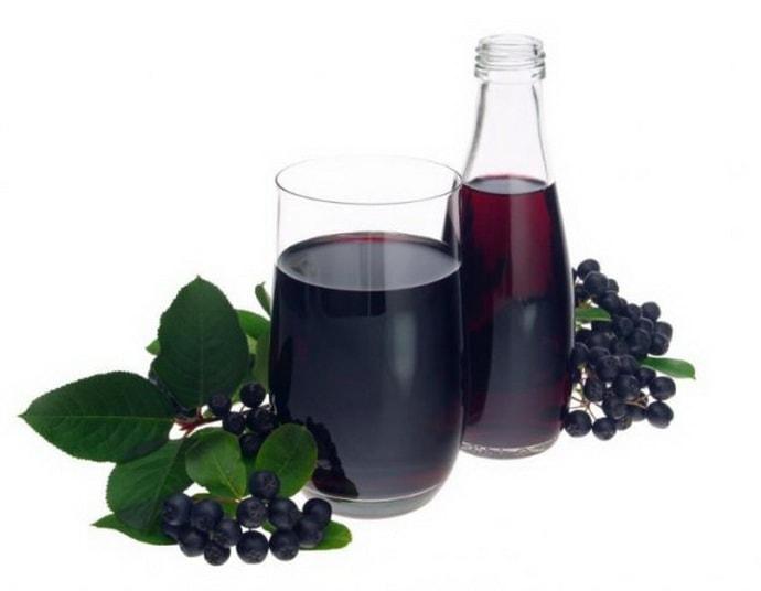 Сок из черной смородины при гастрите