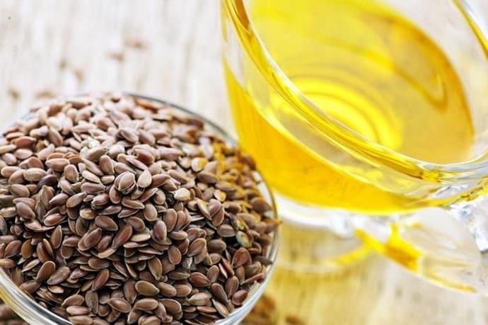 Польза масла льняного семени при гастрите
