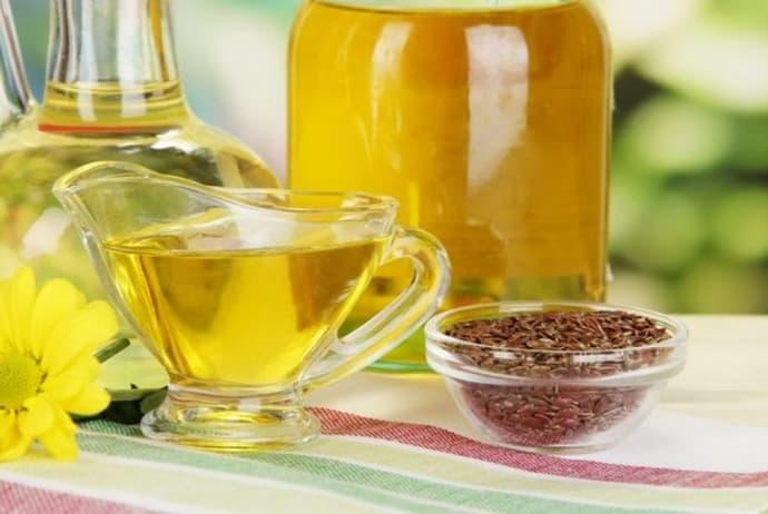 Как приготовить льняное масло при гастрите