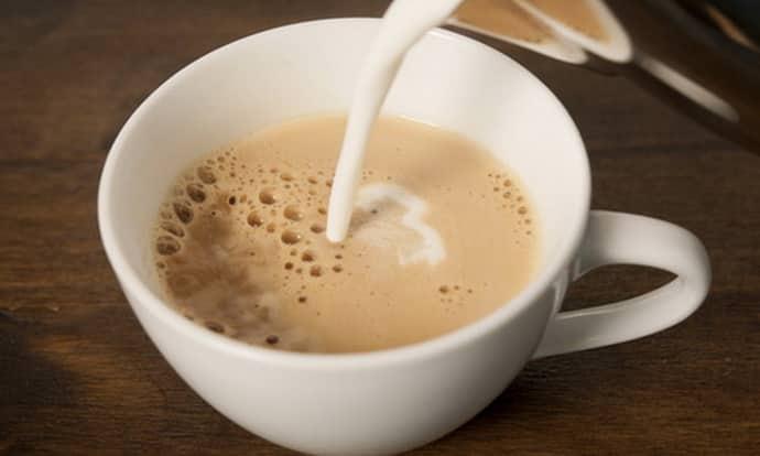 Как пить кофе с молоком при гастрите