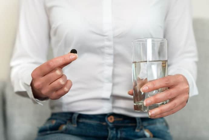 как правильно пить активированный уголь при изжоге