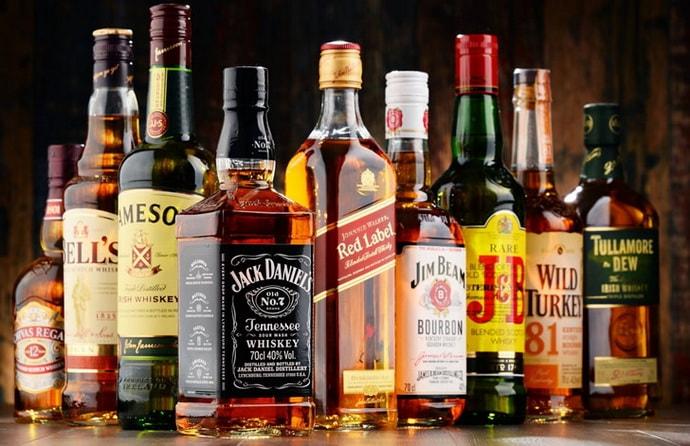 Виски при гастрите
