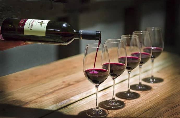 Вино при гастрите