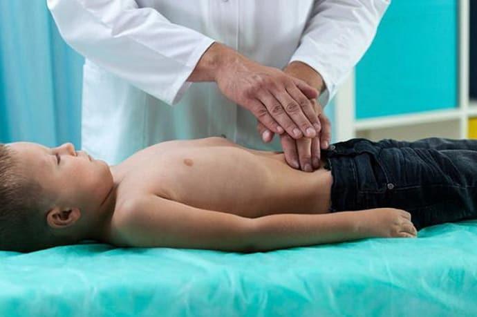 Диагностика аппендицита у детей