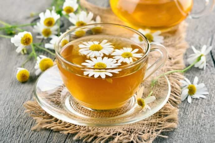 Ромашковый чай при антральном гастрите