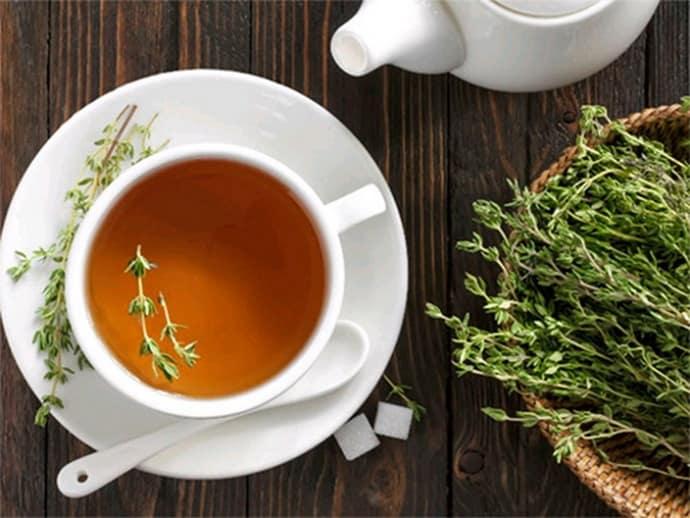 Травяной чай при гастрпите