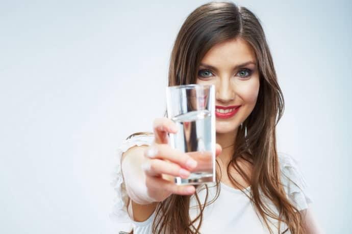 Вода при дисбактериозе