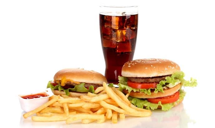 вредная еда при атрофическом гастрите