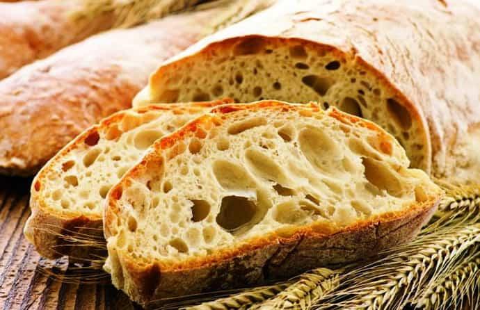 Какой хлеб можно при гастрите