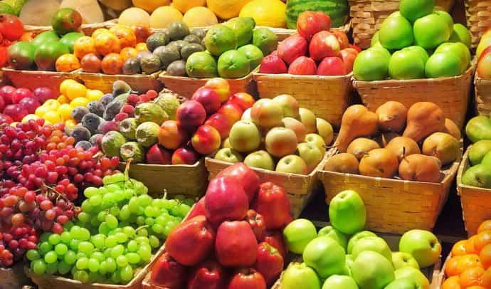 какие фрукты можно при гасторите