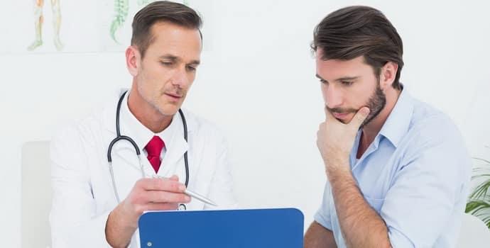 Посещение врача при гастрите