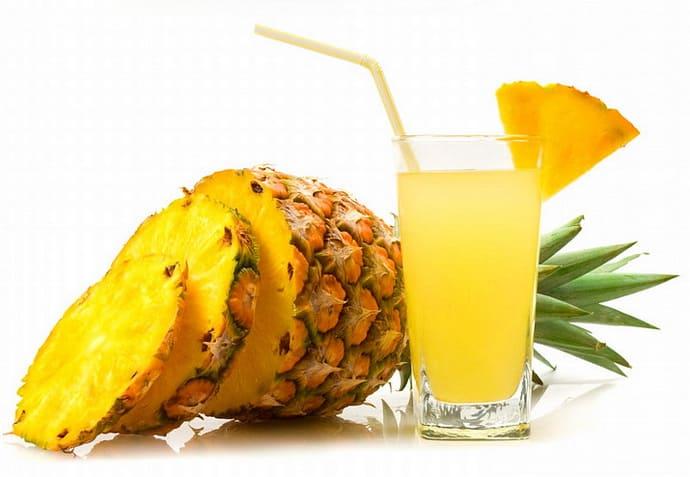 Ананасовый сок при дисбактериозе