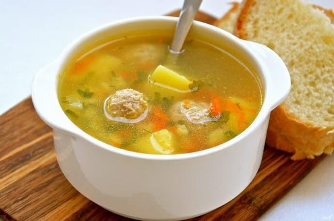 Суп про гастропатии