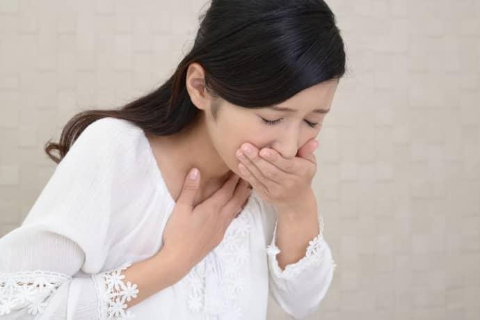 Тошнота при гастропатии