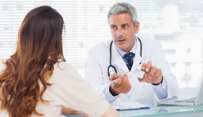 Консультация у врача при гастрите с пониженной кислотностью