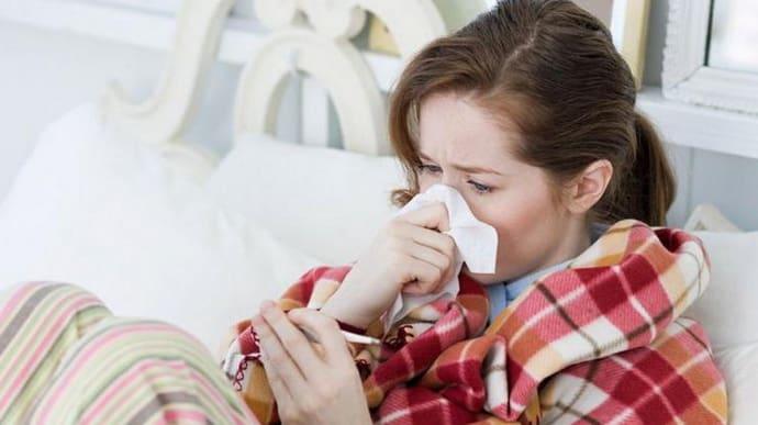 Ромашка при простуде