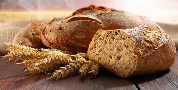 Изжога от черного, белого хлеба и выпечки