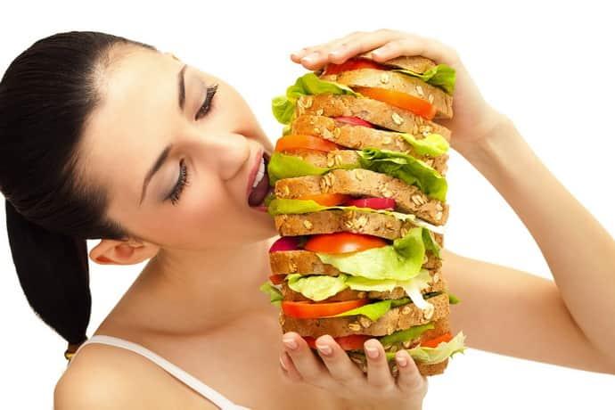 неправильное питание при изжоге и вздутии живота