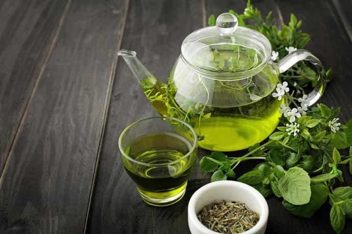 Может ли зеленый чай вызвать изжогу
