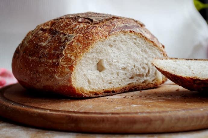 Домашний хлеб при изжоге