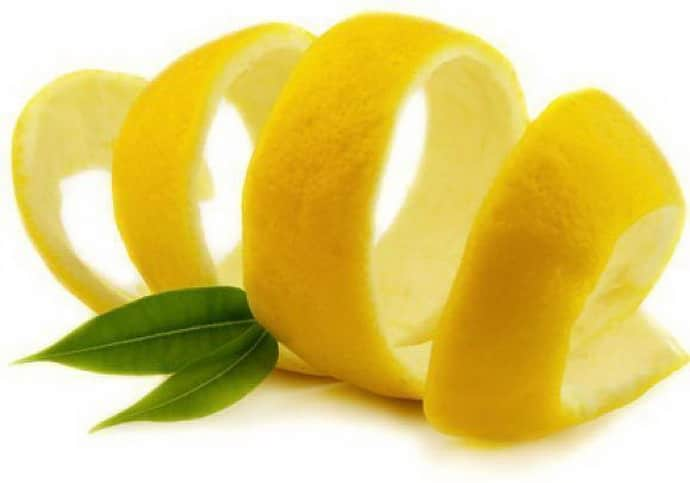 Поможет ли лимонная корка при изжоге