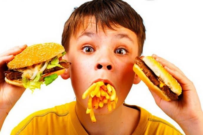 неправильное питание причина изжоги к детей