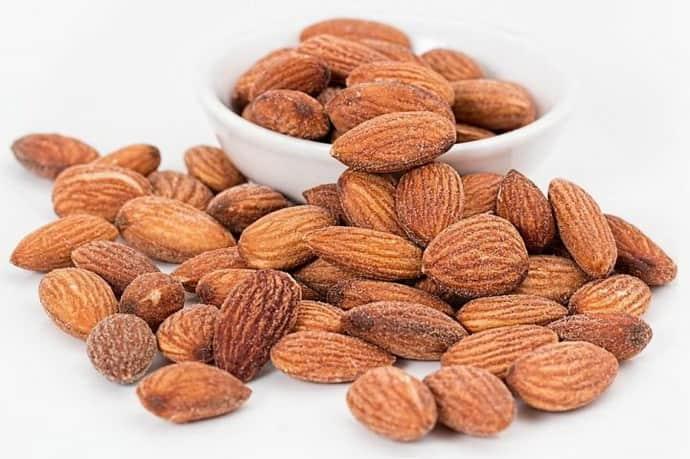 Орехи при изжоге