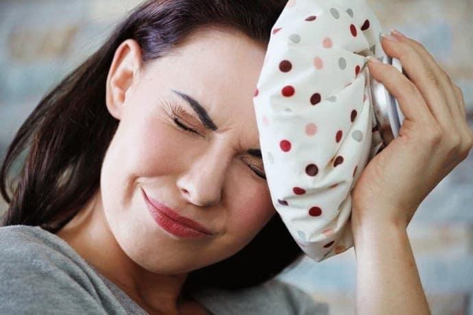 Мигрени при изжоге