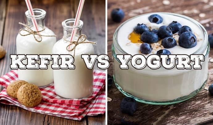 Что выбрать при гастрите: кефир или йогурт