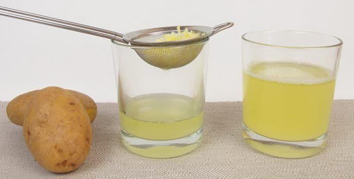 Как принимать картофельный сок при гастрите: инструкция и противопоказания