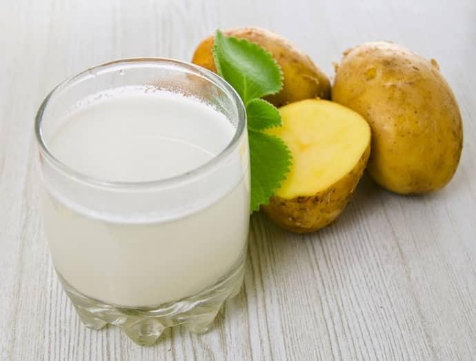 Поможет ли картофельный сок при гастрите