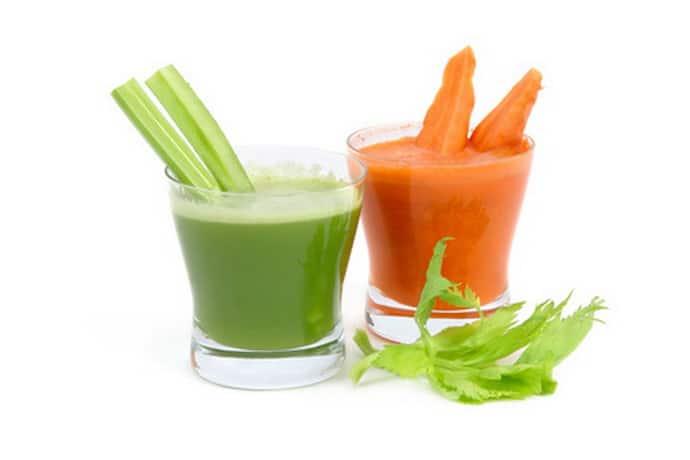 Картофельный, морковный и капустный сок при гастрите