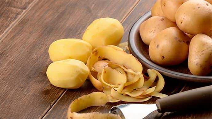 Как правильно приготовить картофельный сок