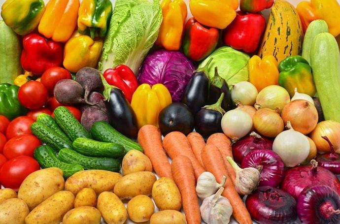 Овощи при гастрите: польза или вред