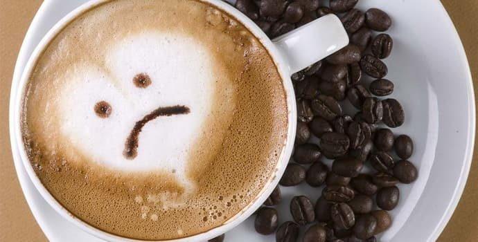 Влияние кофе на организм при гастрите