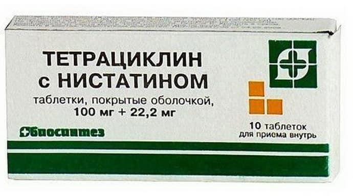 Медикаментозное лечение гастрита