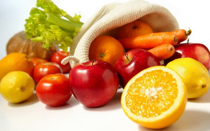 овощи и фрукты повышающие имунитет