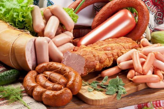 Можно ли колбасу при гасторите