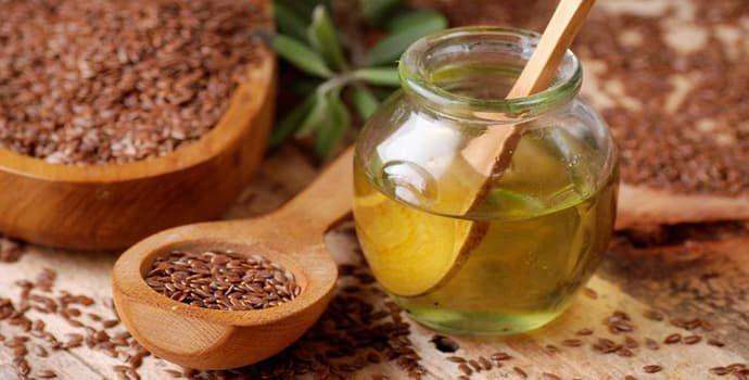 Льняное масло при гастрите: полезные свойства, приготовление и употребление