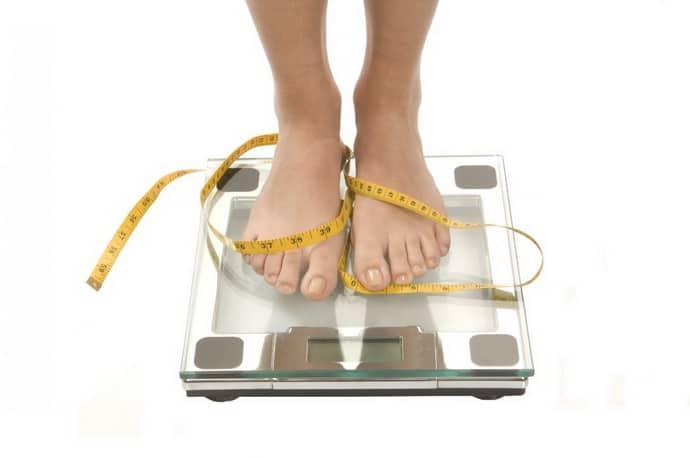 Лишний вес при изжоге