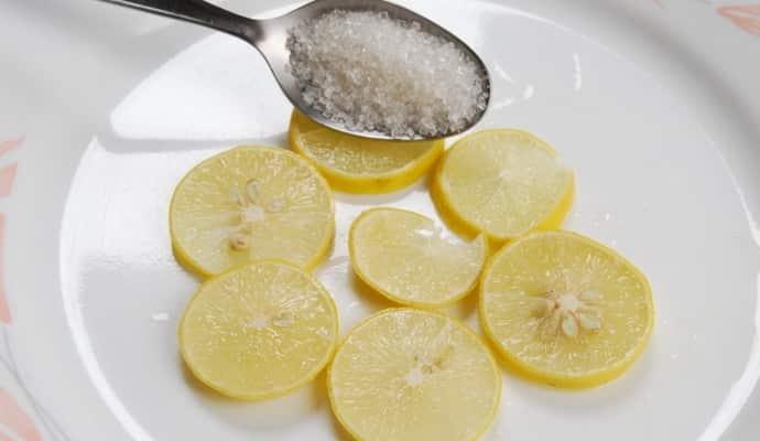 Лимон мс сахаром от изжоги