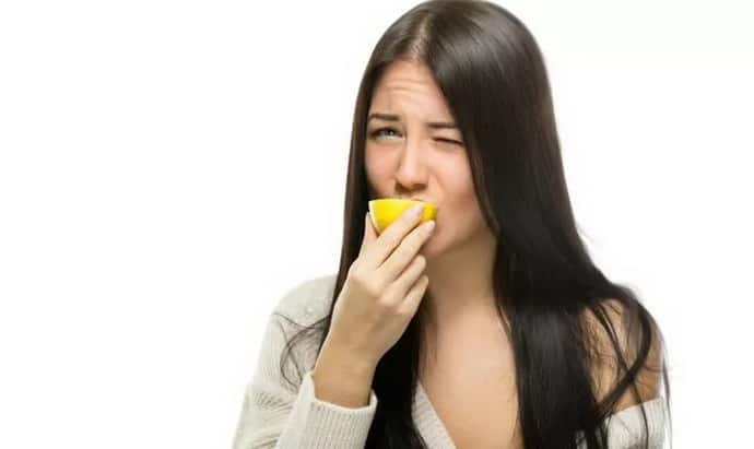 Польза лимона при гастрите