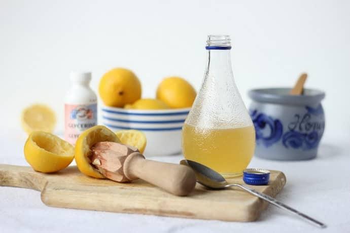 Средства народной медицины на основе лимона